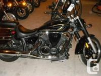Very clean! Winshield, Saddle Bags and more! Contact