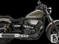 2016 YAMAHA BOLT R-SPECA trend is emerging in the