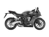 $750 in savings and finance from 3.9%So the CBR650F has