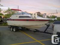 BOAT & TRAILER GREAT PACKAGE!!! Immaculate Condition.