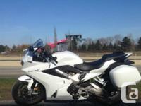 Honda Canada Demo Bike - Save the Freight & PDI &