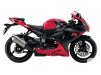 IN STOCK!The Suzuki GSX-R600 continues its dominance in
