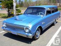"Original 170 cubic inch ""Special Six"" engine restored"