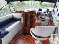1987, 28 feet Chris Craft in Superb condition for sale.
