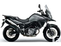 2015 Suzuki DL650 Spokes modelThe spirit of adventure