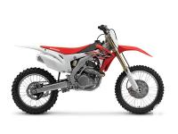 Honda�s CFR450R is the nuclear option in the motocross
