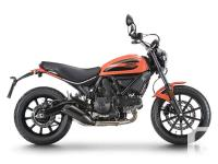 Youthful and AccessibleSixty2 is a Ducati Scrambler