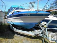 1987 Sea Ray 250 Sundancer comes with the following