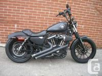Congratulations Cody!The 2012 Harley-Davidson Sportster
