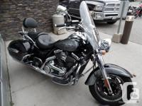 Vance & Hines PipesAn incredible touring cruiser with a