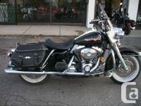CONGRATULATIONS THOMAS!This bike has 46,590 mis.