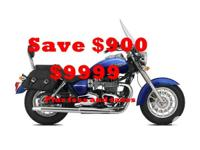 2015 Triumph America LTFrom a cross-town hop to an