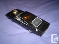 9 Diecast Auto Models 1/24