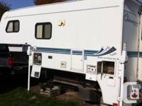 2000 9ft Adventurer (Slumber Queen) Camper Owned by