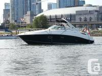 2009 Sea Ray 280 SundancerWith it�s premium two-tone