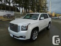 Description: Step inside the new 2016 Yukon Denali, and