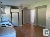 Bright as well as clean 2 bed room suite on ground