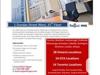 Internal Offices from $900/month Window Offices from