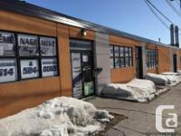 Commercial or industrial building Mercier Montreal for