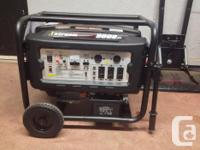 Selling New generators 9000 watt with 2 year guarantee.