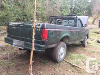 Make Ford Model F-250 Year 1991 Trans Manual 91 f250