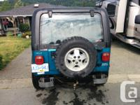 Make Jeep Year 1992 Colour Teal Trans Manual kms 3000