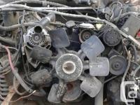 I am selling a 93 idi ford diesel engine. It was last