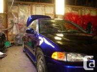 Make Honda Model Civic Si Year 1993 Colour Purple kms