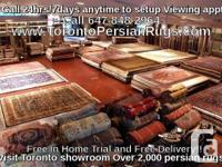 New Persian, Oriental Rugs, Carpets at lowest prices!