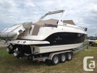 2007 Rinker 300 Express CruiserINCLUDES TRIPLE AXLE