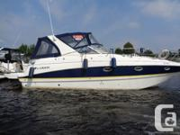Beautifull 33 feet Express Cruiser 2007 powered by twin