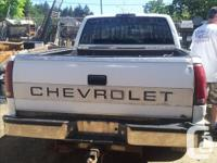 Make Chevrolet Model 1500 Year 1995 Colour White kms