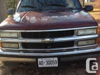 Have to move so i need to get rid of my truck. Its got