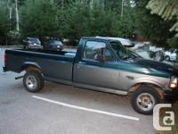 Ford F150, 1995, regular taxi long box. Guidebook 5