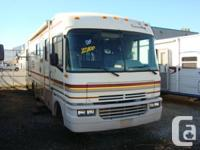 95 Fleetwood Bounder Class A Motor Home 32ft,454 Chevy