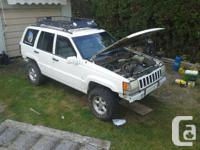 Make. Jeep. Design. Grand Cherokee. Year. 1995.