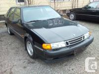 show contact info  ONE OWNER, maintained 1995 SAAB 9000 for sale  Ontario