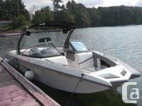 2013 Tigé RZ4Very well equipped, highly maintained, and