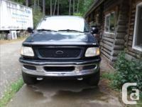 Make Ford Year 1997 Colour Black Trans Automatic kms