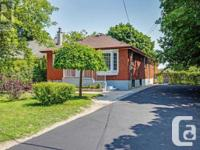 Overview Excellent Location ! ! Beautiful Detached Home