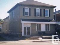 Available right now! A large  two (2) Bedroom Apt for