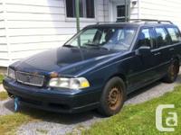 1998 Volvo V70 2.4 L FWD offer for sale. 298 k.  Great