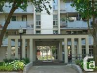 Renovated spacious one bedroom suites with hardwood and