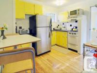 Offered November 1st, 2014 is a very spacious 2 room