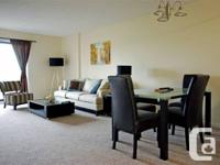 TRANSFER TO GUELPH!  Stunning 1 & 2 bdrm apt in a