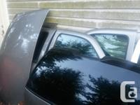 Doors, fenders, hoods, rad supports, tailgates from