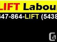 http://www.LIFTlabour.com      Get LIFT PRO Moving Help