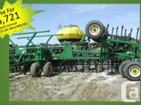 1820 2003 John Deere 1820, Air Drills and Seeders, 53',
