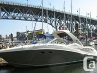 2006 Sea Ray 290 SundancerYou have never seen a cleaner