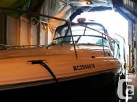 Beautifully kept 34' Sea Ray Sundancer kept in a